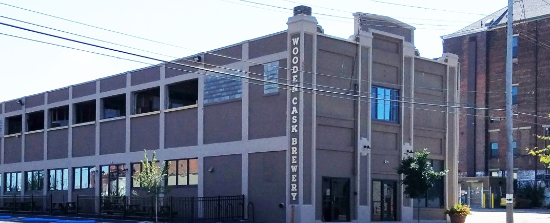 Registration Area Wooden Cask Brewing Company 629 York Street
